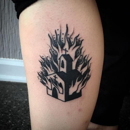 burningchurch