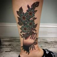 handflower